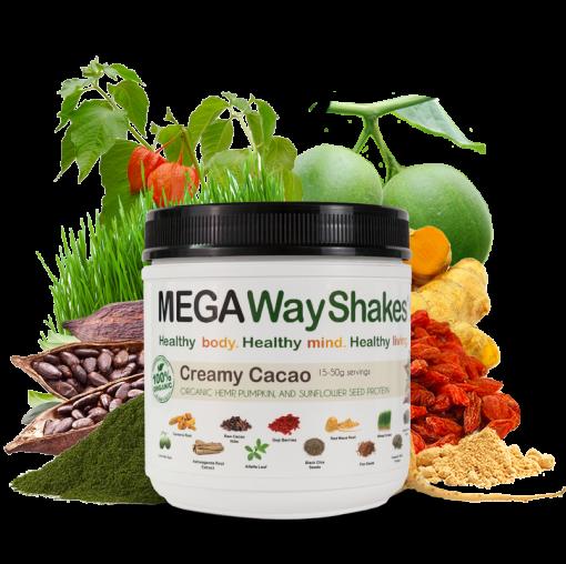 mega way shakes
