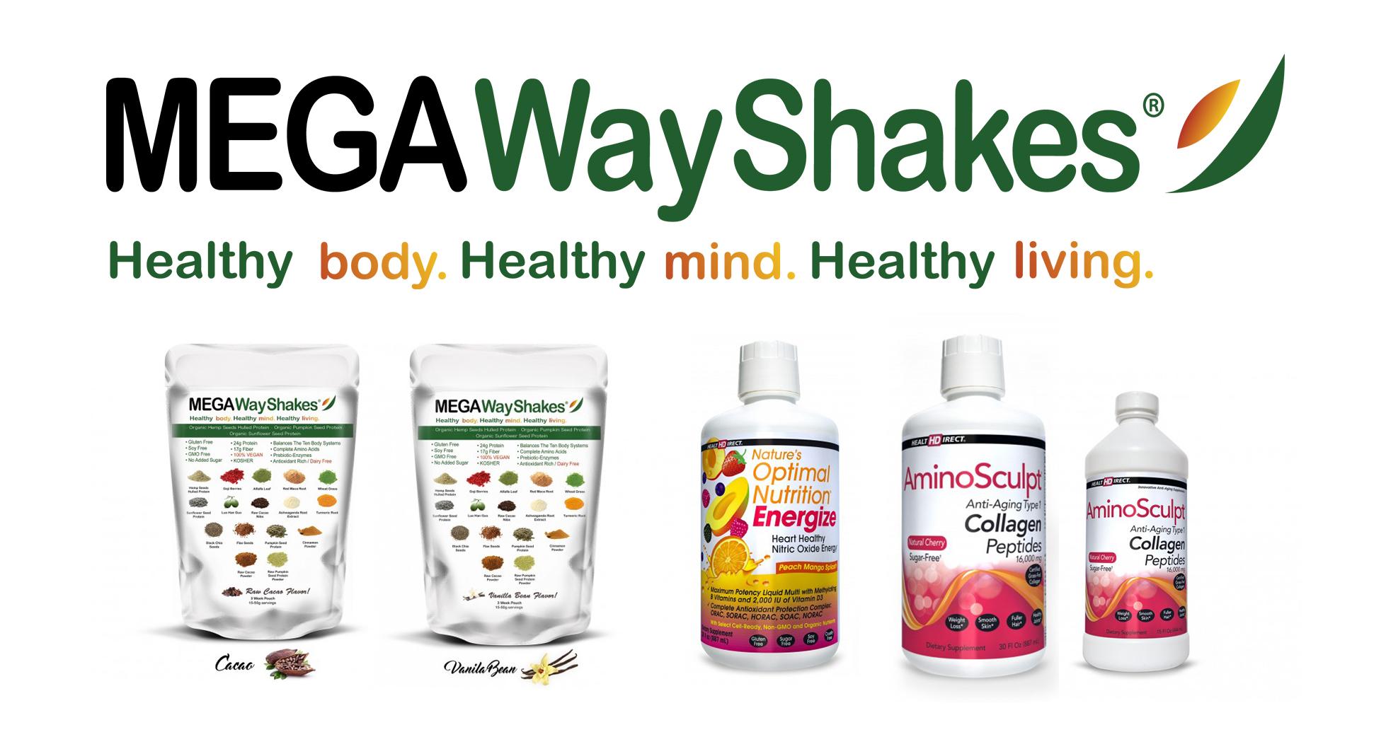 Organic Protein Shake