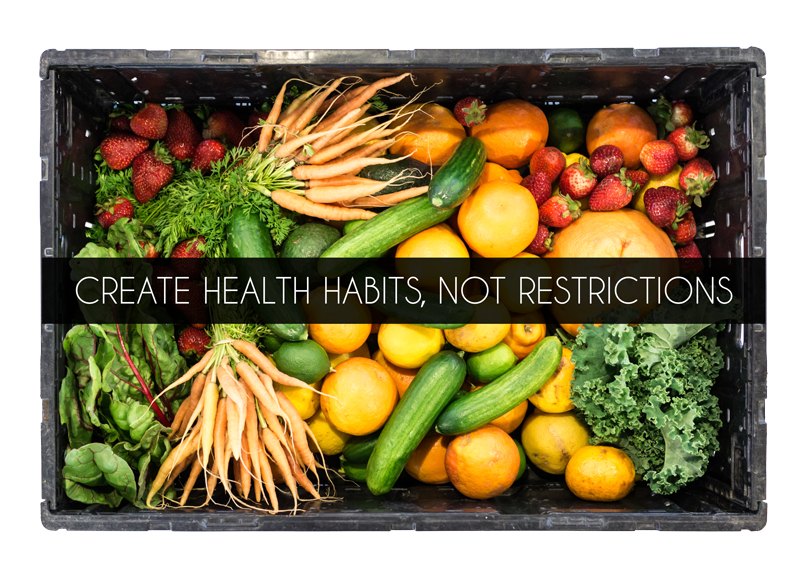 Commit to your health!